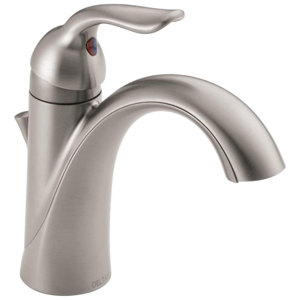 Delta Bathroom Faucets.Delta Faucet 538 Ssmpu Dst At Phoenix Supply Inc Single Hole