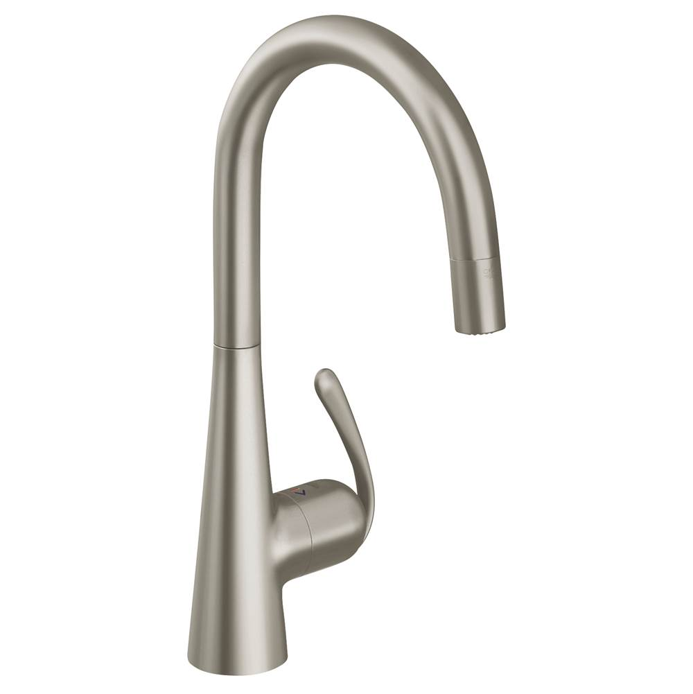 Faucets Kitchen Faucets Single Hole Designer Finishes ...