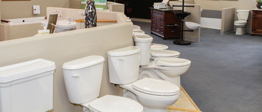 Wichita Plumbing Showroom
